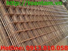 Lưới thép trần bê tông