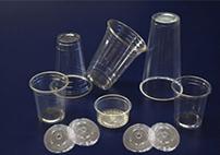 Ly nhựa, cốc nhựa