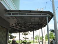 Mái vòm hiên nhà