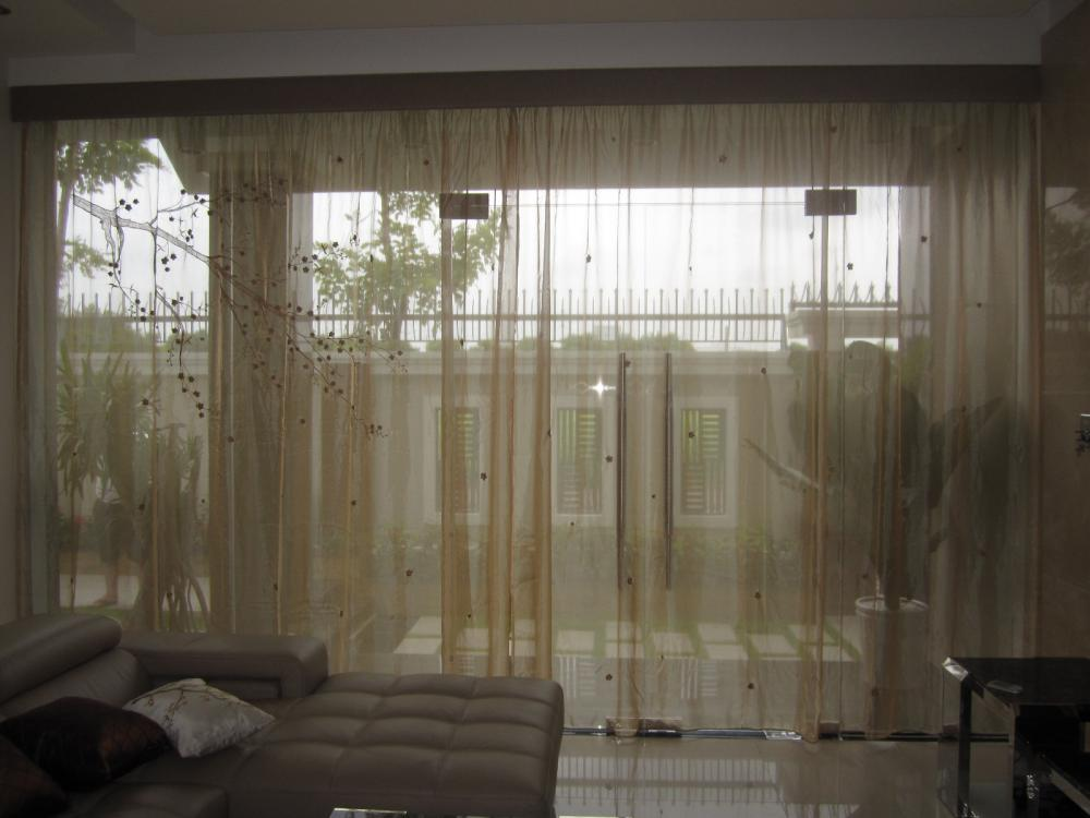 Màn rèm, Mành rèm nội thất