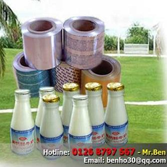 Màng nhôm cho ngành sữa