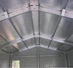 Màng xốp hơi PE sử dụng cho cách nhiệt trong xây dựng