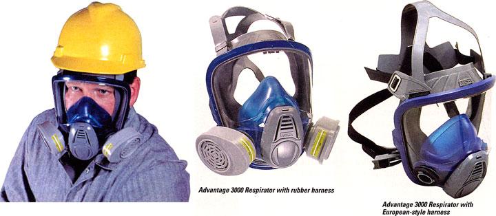 Mặt nạ phòng khí độc MSA-USA