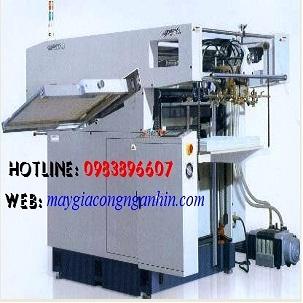 Máy bế hộp tự động QPM-920, AOER