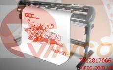 Máy cắt chữ GCC