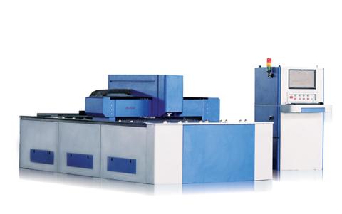 Máy cắt kim loại Laser