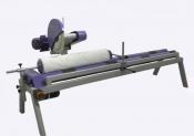 Máy cắt vải cuộn