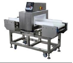 Máy dò kim loại trong thực phẩm