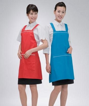 May đồng phục nhà hàng 1