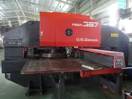Máy đột CNC Amada