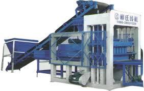 Máy ép gạch/Máy sản xuất gạch