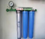 Máy lọc nước đầu nguồn 1, 2, 3 cột lọc