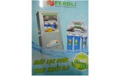 Máy lọc nước R/O Feroli