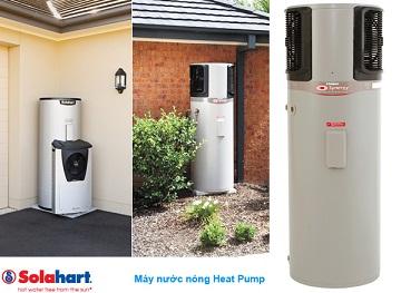 Máy nước nóng Heat Pump