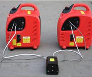 Máy phát điện mini