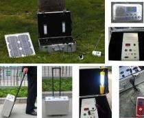 Máy phát điện năng lượng mặt trời di động