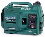Máy phát điện xăng giảm âm Elemax