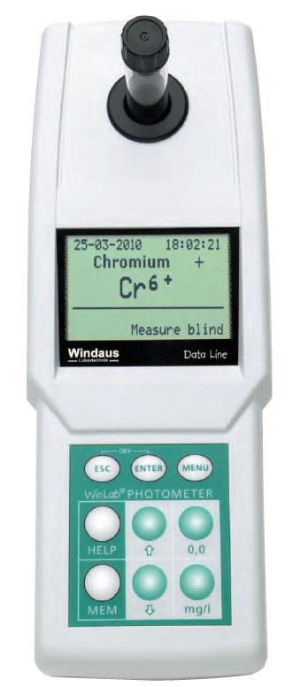 Máy quang phổ chất lượng nước