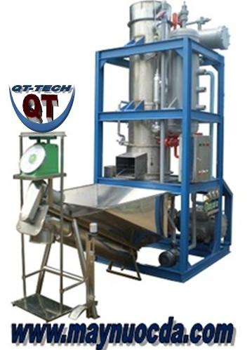 Máy sản xuất đá viên