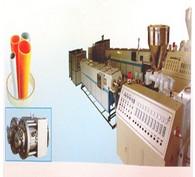 Máy sản xuất ống nhựa PVC, UPVC