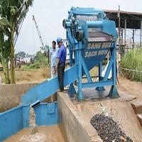 Máy sàng rửa cát