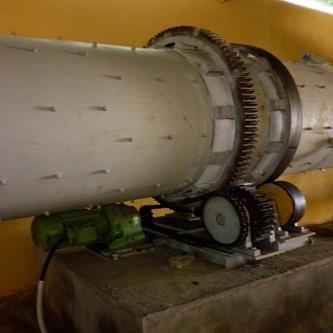 Máy sấy ống lăn/máy sấy ống quay
