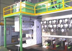 Máy tạo sợi PP Multifilament