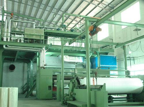 Máy tạo vải không dệt