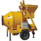 Máy trộn bê tông năng suất từ 4 - 10.5m3/h