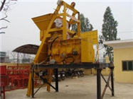 Máy trộn bê tông nhẹ chuyên dụng