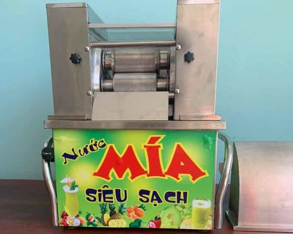 Máy ép mía di động Việt Thống