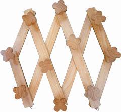 Móc treo gỗ