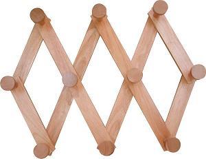 Móc treo quần áo bằng gỗ