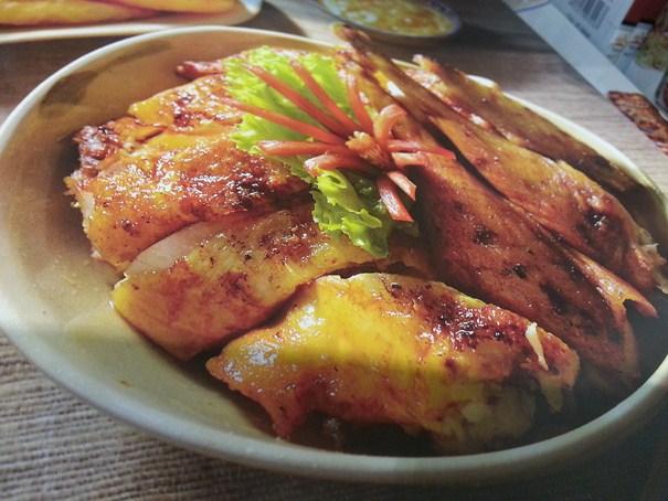 Món gà ram