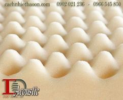 Mút trứng tiêu âm màu trắng