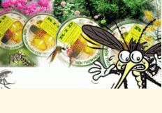 Nến ngăn côn trùng