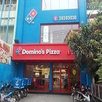 Ngoại thất Domino Pizza