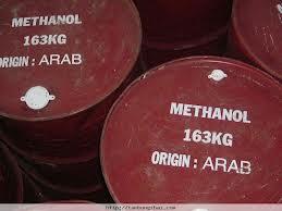 Nguyên liệu làm cồn khô Methanol