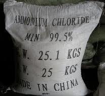 NH4Cl - Ammonium Chloride - Muối Lạnh
