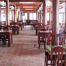 Nhà hàng Khách sạn Thắng Lợi Tam Đảo