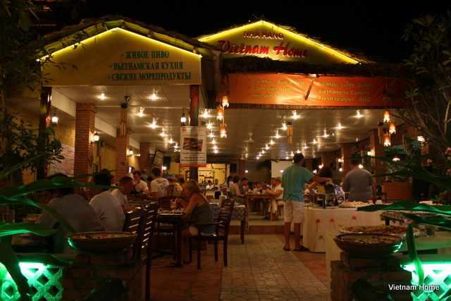Nhà hàng Mũi Né