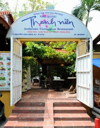 Nhà hàng Thanh Niên