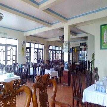 Nhà hàng trung tâm Tam Đảo