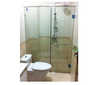 Kính ngăn phòng vệ sinh