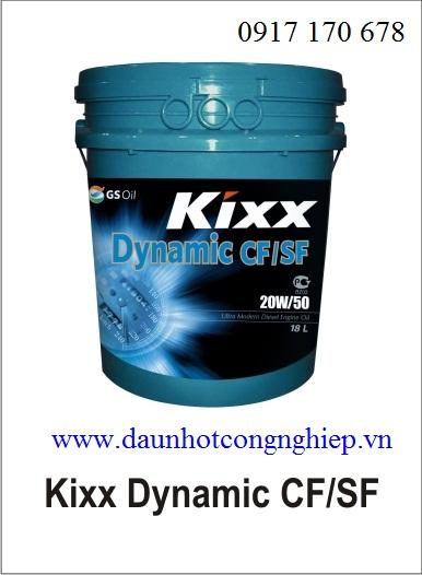Nhớt GS Kixx Korea