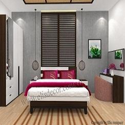 Nội thất phòng ngủ gia đình