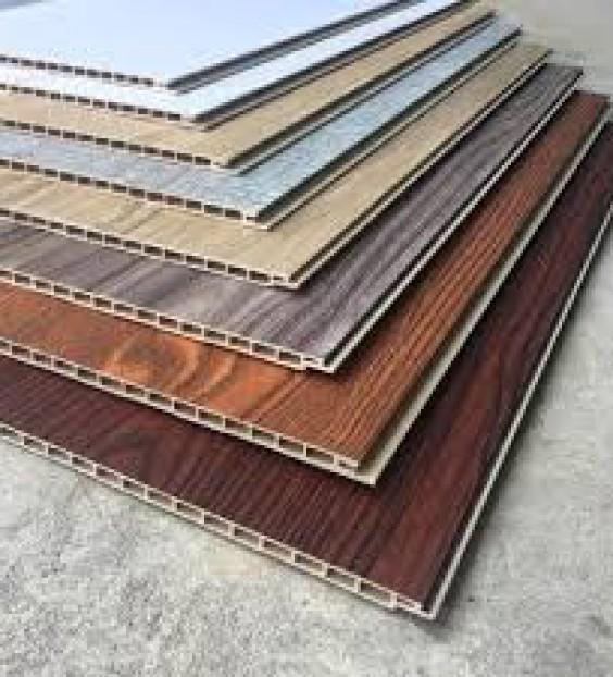 Tấm nhựa PVC vân gỗ