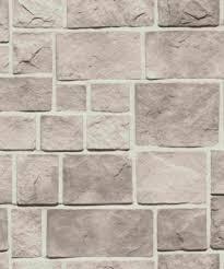 Giấy dán tường giả gạch đá