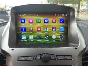 Đầu DVD Android thông minh