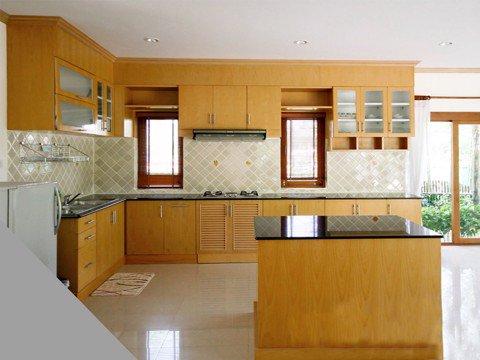 Tủ bếp MFC HT-01